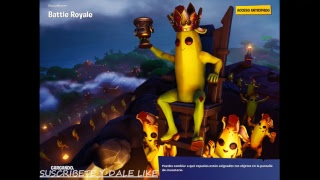 SKIN NEW FORTNITE #SUSCRIBETE