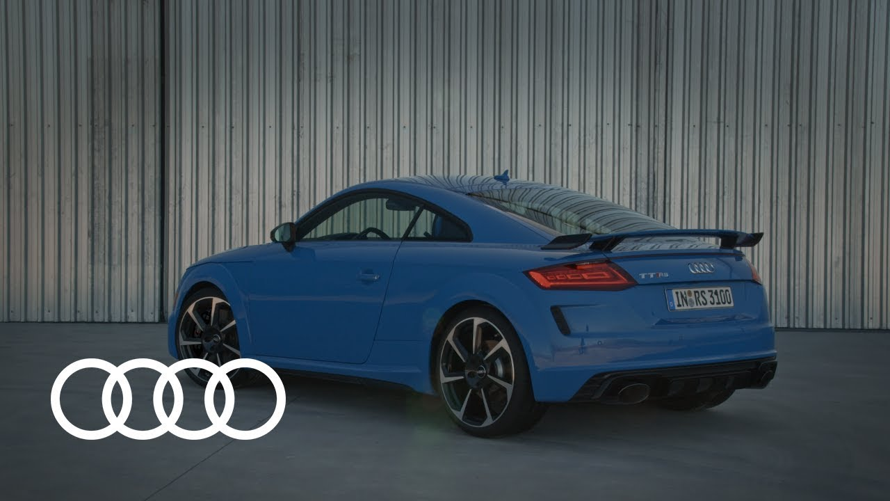 Trailer 2019 Audi TT RS | a compact sports car in top form