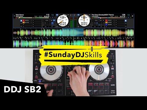 Pioneer DDJ SB2 - Bass House DJ Mix - #SundayDJSkills