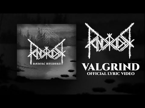 Pandrador - Valgrind (Official Lyric Video)