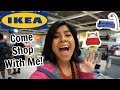Come Shop With Me at IKEA! | Moving Vlog