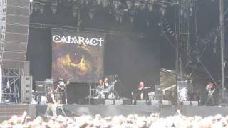Cataract live Greenfield Festival 2009 Interlaken Switzerland