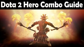 Dota 2 Hero Combos #37 - Shadow Shaman