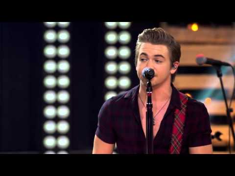 Hunter Hayes – I Want Crazy (Live on the Honda Stage at the iHeartRadio Theater)