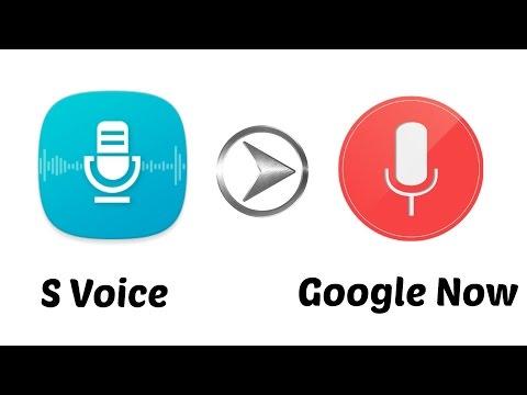 Wie ersetze ich S Voice durch Google Now | Bluetooth Headset | Samsung Smartphone 📱 Sprachsteuerung