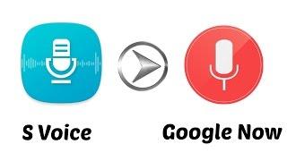 Wie ersetze ich S Voice durch Google Now   Bluetooth Headset   Samsung Smartphone 📱 Sprachsteuerung