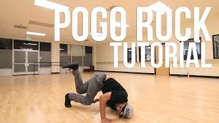 How to Breakdance | Pogo Rock | Jay Rawk(Style Elements/Floor Rockers)