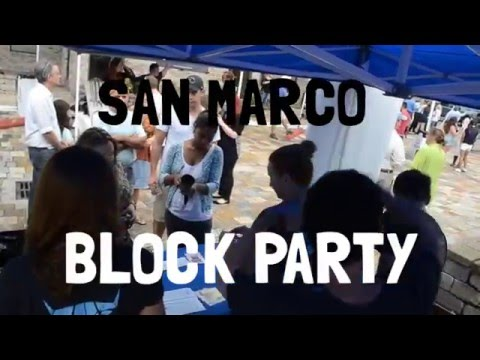 Socially Bold San Marco Block Party