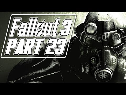 """Fallout 3 - Let's Play (Bad Girl Edition) - Part 23 - """"The Temple Of The Union"""""""
