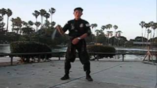 ChosonNinja (Nunchaku) techniques video #048
