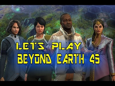 Conquest of Two Cities: Civilization Beyond Earth #45