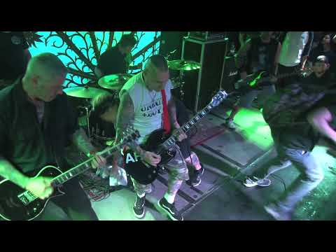"""Agnostic Front """"Power / No One Rules"""" Black N' Blue Bowl 2018"""