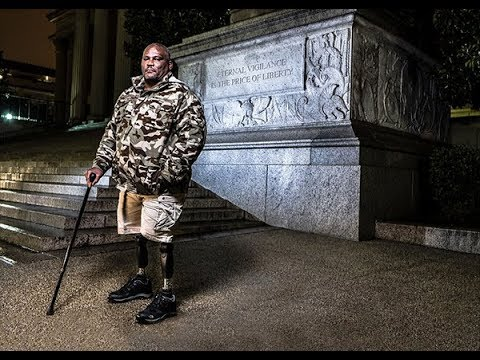 U.S Army Col. Gregory Gadson Continued His Service Even After An IED Cost Him Both His Legs
