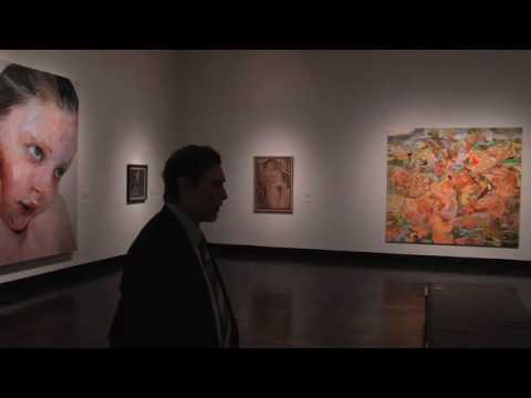 Paint Made Flesh exhibition at the Frist Center