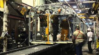 IC Bus Tulsa Engineering At Tulsa Bus Plant