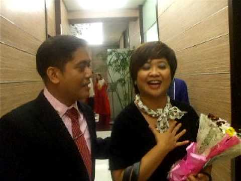 MY INTERVIEW WITH EUGENE DOMINGO