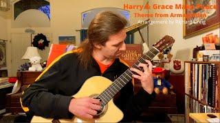 Harry & Grace Make Peace - arrangement by Richard Greig