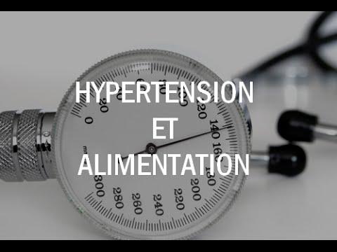 Hypertension et alimentation