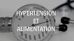 Hypertension et alimentation