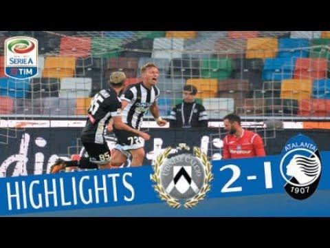 Download Udinese - Atalanta 2-1 - Highlights - Giornata 11 - Serie A TIM 2017/18