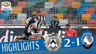 Udinese-atalanta 2-1 (primo tempo 1-1)marcatori: 29' kurtic (a), 45'+1' de paul (u), 68' barak (u).udinese (4-3-3): bizzarri; stryger, danilo, nuytinck, adna...