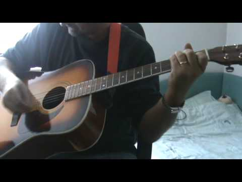 We belong together - Ritchie Valens (acoustic rythm guitar cover ...