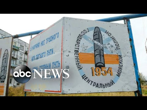 New concerns over radiation released from Russian blast l ABC News