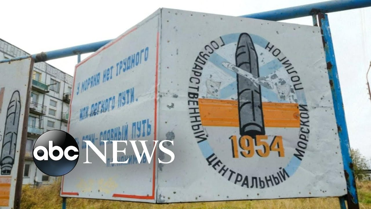 ABC News:New concerns over radiation released from Russian blast l ABC News