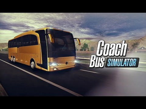 Coach Bus Simulator – Android Gameplay HD