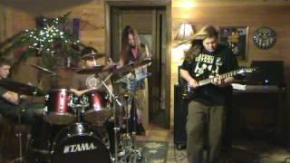 Funk Groove + Metal + Improvising = Jam Session