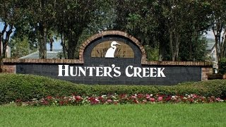 Hunters Creek in Orlando Florida