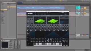 serum tutorial   flosstradamus synth troyboi soundclash