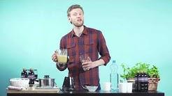 Syö hyvää - Kotitekoinen energiajuoma