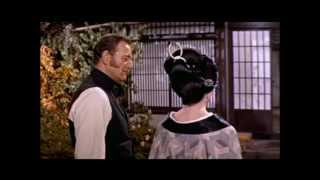 1958 - The Barbarian and the Geisha - Le Barbare et la Geisha