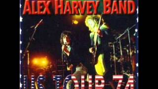 Sensational Alex Harvey Band-Sergeant Fury-Live U.S. Tour 1974 Cleveland Agora