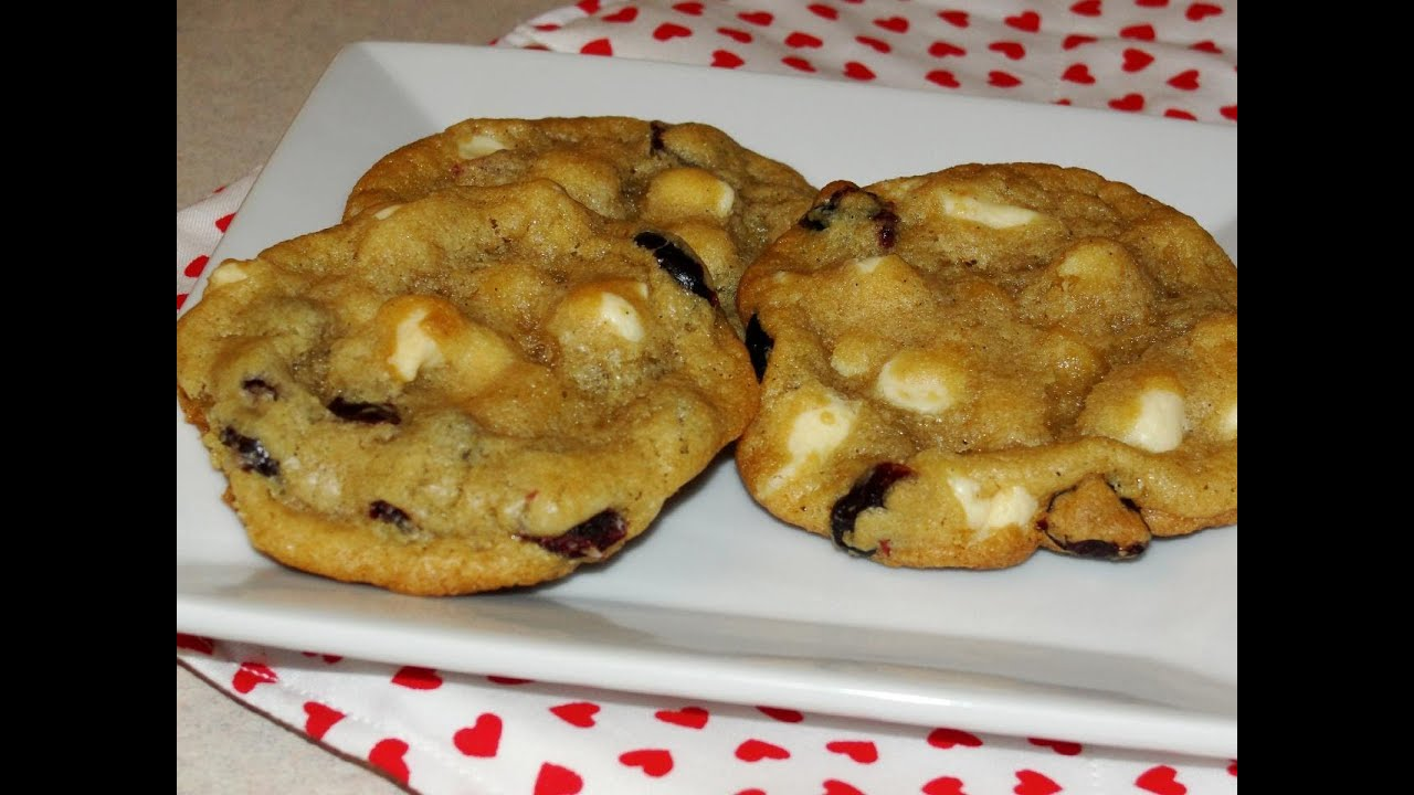Cranberry Cheesecake Cookies Thank U Berry Munch Girl Scout Cookie Almost Youtube