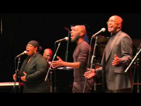 The Harlem Messengers gospel night 2014