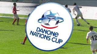 Tunisia vs Indonesia - Ranking match 11/12 - Highlight - Danone Nations Cup 2016