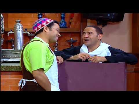 هتموت ضحك على دووله وهو عايز يضحك على رامزي فى كوباية شاي ????????