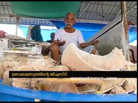 Merchants Demand to exclude dry fish products from GST