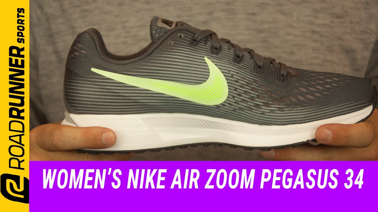 Women's Nike Air Zoom Pegasus 34 | Fit Expert Review