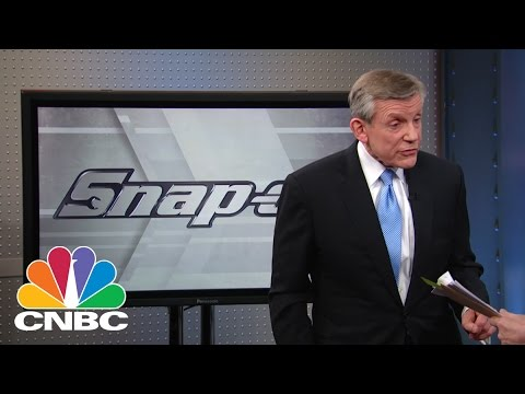 Snap-On CEO: Customization Amid Consistency | Mad Money | CNBC