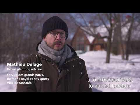 Grand parc de l'Ouest video presentation