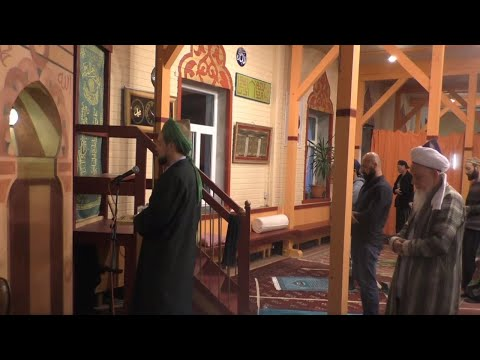Last Tarawih Prayers 22.05.2020
