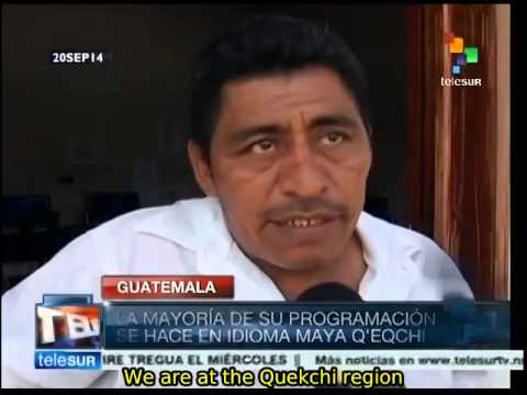 Guatemala: community radio stations demand legal registration