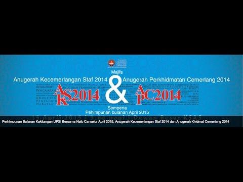 AKS & APC 2014, UPSI