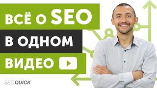 Всё о SEO продвижение сайтов в 2019 в одном видео (Внутренння и внешняя СЕО оптимизация)