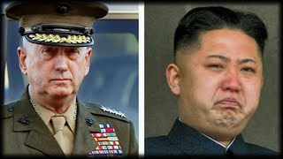 KOREAN BBQ! MATTIS JUST DELIVERED THE FINAL THREAT TO LIL'KIM THAT FORCED HIM TO HIDE IN HIS BUNKER!
