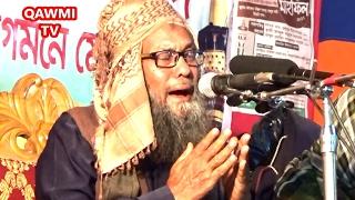 যার একটি ওয়াজে ঝড় উঠেছিল অনেকের অনুরোধে আরেকটি ওয়াজ | bangla new waz 2017 maulana sadikur rahman