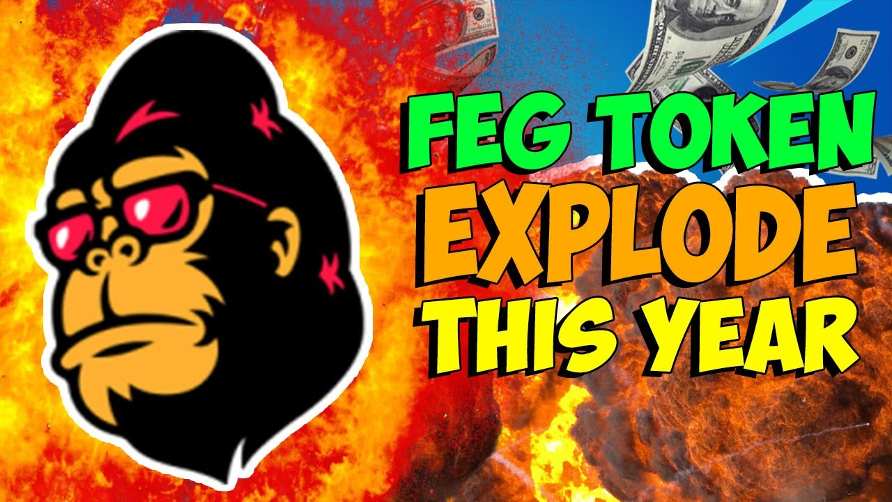 FEG TOKEN WILL EXPLODE THIS YEAR AND HERE IS WHY…